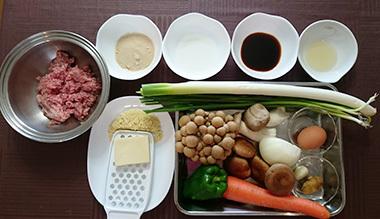 神崎夢風 健康料理