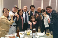 長尾たかし先生のパーティー