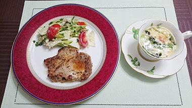 健康料理レシピ