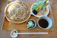 那須の新そばと天ぷら「那須茶寮」