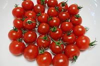 食医食・男の料理「ミニトマトパスタ」と「はちみつトマト」