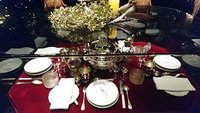 トゥールダルジャンのクリスマス料理 2016/12/26 12:00:41