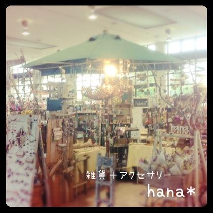 hana* 福岡から参加のhana*です。雑貨やアクセサリーなど たくさんご用意して お待ちしております。  http//www.facebook.com/handmade.hana