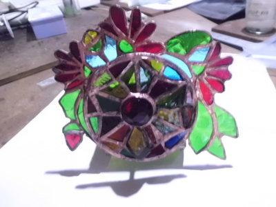 花車の万華鏡