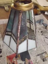 ランプの修理!