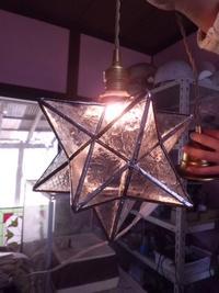 星型ランプ完成!