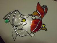 金魚のサンキャッチャー!