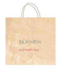 blue willow 福袋