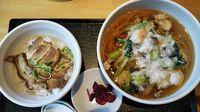 WESTの中華で麺セット