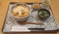 みかん のチキン南蛮丼(^^♪