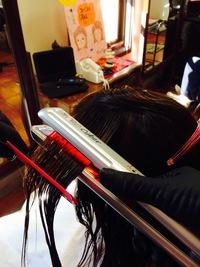 髪サラサラkeep! in salon
