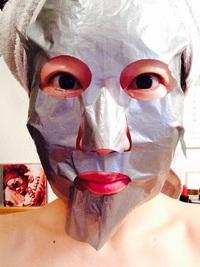 遠赤マスク