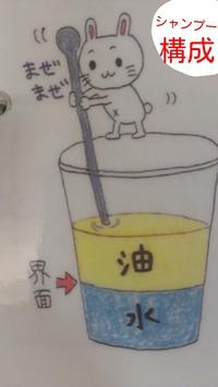 シャンプー選び~成分表示編~