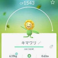 ポケGO 2018/02/28 00:01:00