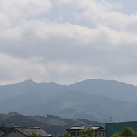 鰐塚山の電波塔 2018/05/10 00:01:00