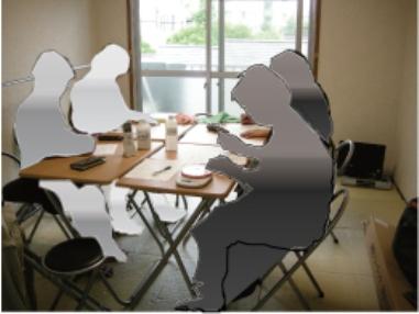 『アトリエ祇園』キッチン手染め教室を実践