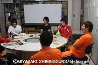 NHK宮崎放送局「いっちゃがゴールド」に出演