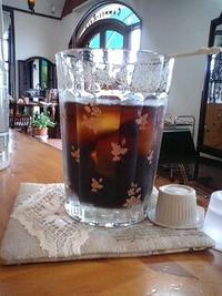 アイスコーヒーと休日