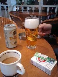 ③やっぱりビール