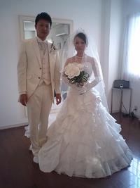豪華結婚式