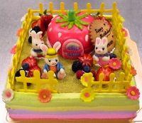 うさぎの家のケーキ・他