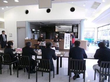 西都児湯鍋合戦審査風景