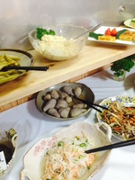 農家レストラン 山菜