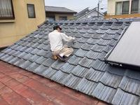 屋根塗装 宮崎市H様邸