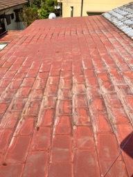 鉄板屋根塗装