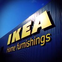 今から、IKEAに入ります!
