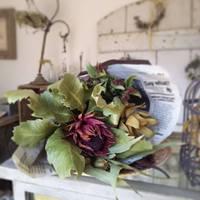 シドニーの州花「ワラタ」のブーケ♪・・・tutu*のアトリエから
