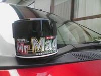 「Mr.Magic」(ワックス)を使ってみた