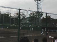 10月11日,フェニックスリーグへ行って来ました。