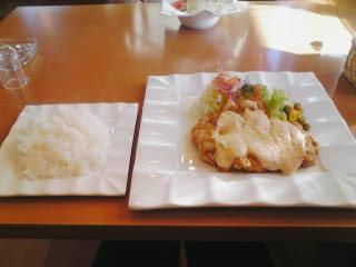 「赤ずきん」ですてきな洋食