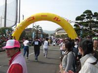 今年も「日向ひょっとこマラソン」で走ってきました