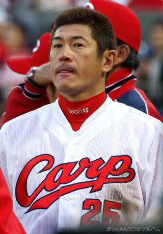 私阪神ファンですが,今日は石井琢朗について…