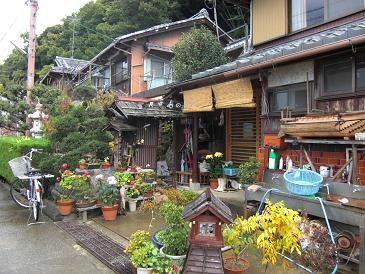 琵琶湖の中の異空間