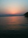 西湖に沈む夕日が見たくなったから杭州に来てみた。