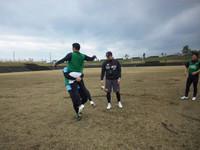 宮崎クラブ:昨日のトレーニング