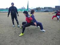 練習試合間近・・・