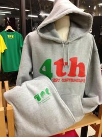 TFCスウェット2012発売♪