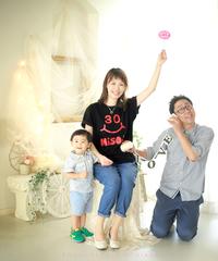 スタジオ内倉 末廣様 家族写真