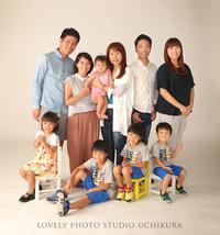 ご家族PHOTO☆後藤様☆