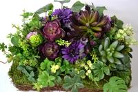 多肉植物(造花)