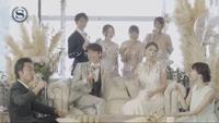宮崎のモデルがシェラトンブライダルCMに出演!