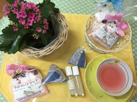 花粉症対策、アロマグッズ作り