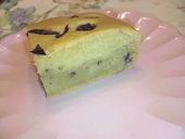 すももと栗のケーキ