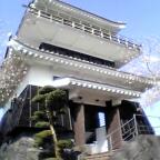 松尾城本丸