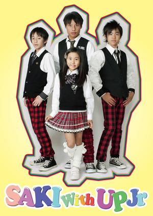★SAKI with UPJr.イベント出演★