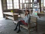 大隈横川駅に行ってきました